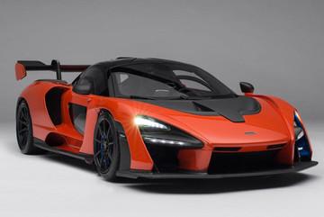 Chỉ là mô hình, siêu xe McLaren Senna vẫn có giá hơn 300 triệu đồng