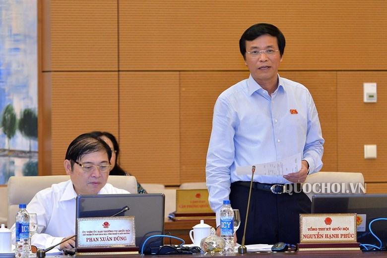 Quốc hội dự kiến giám sát về bảo vệ, chống xâm hại trẻ em