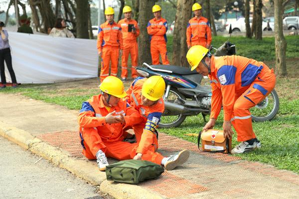 EVNNPC: Chủ động ứng phó với các tình huống thiên tai