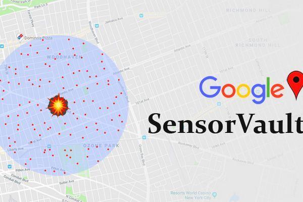 Google giúp cảnh sát tìm nghi phạm bằng dữ liệu vị trí
