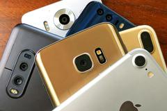 Nhiếp ảnh điện thoại: Từ 0.11 megapixel đến camera thông minh