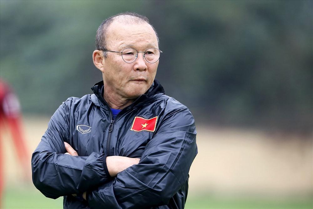 Thầy Park không dùng cầu thủ Việt kiều ở King's Cup