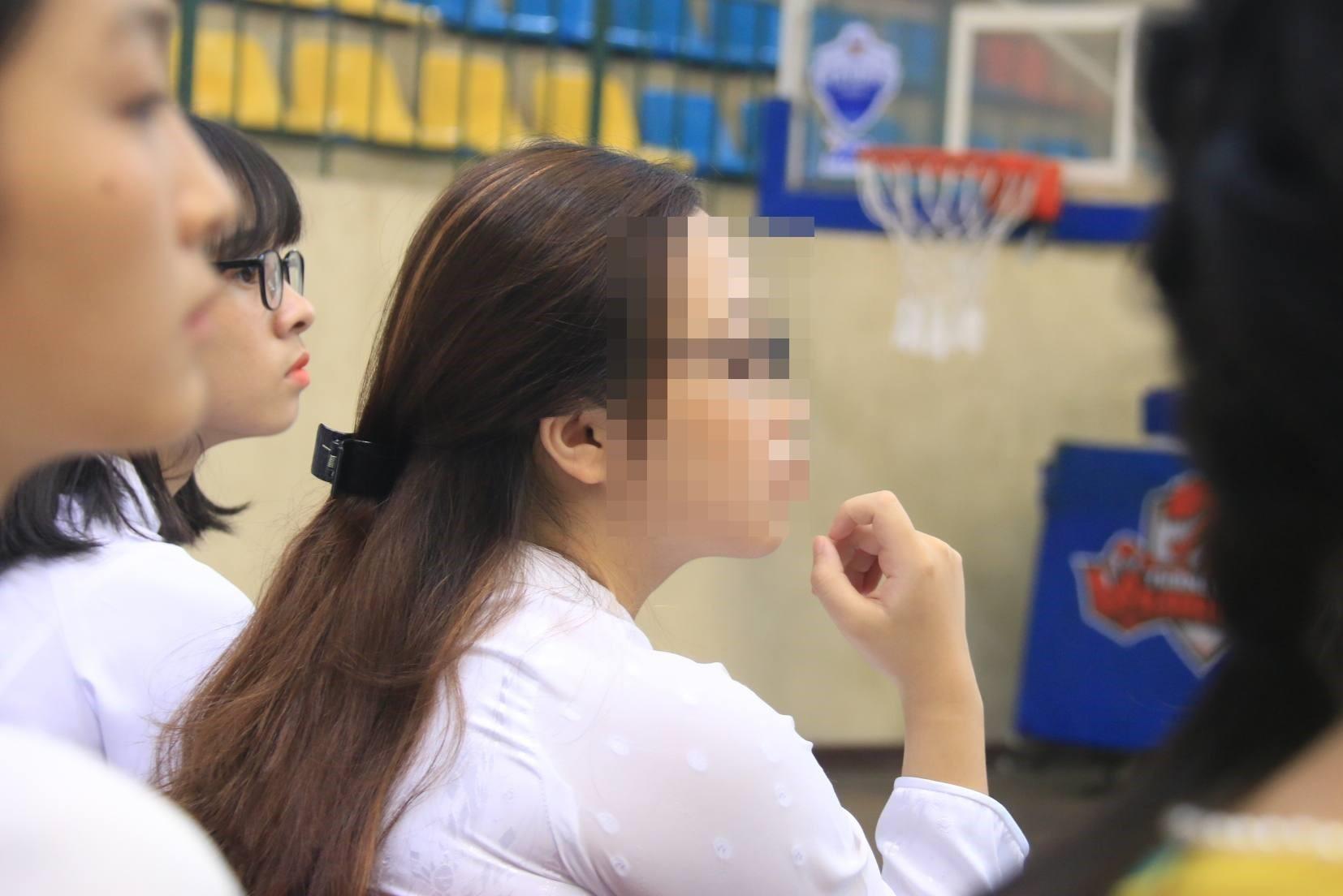 nữ sinh Hòa Bình,gian lận điểm thi,tiêu cực thi cử,thi THPT quốc gia,thí sinh Hòa Bình