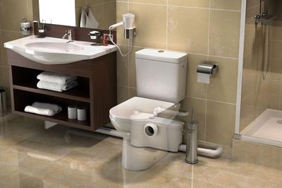 WC Phố - giải pháp nhà vệ sinh cho không gian hẹp