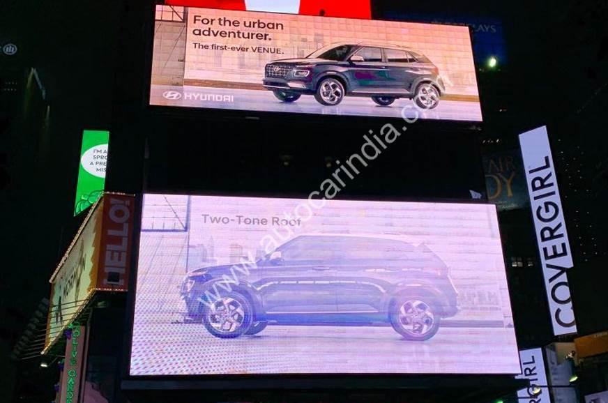 Lộ diện hình ảnh SUV giá 267 triệu của Hyundai tại Mỹ