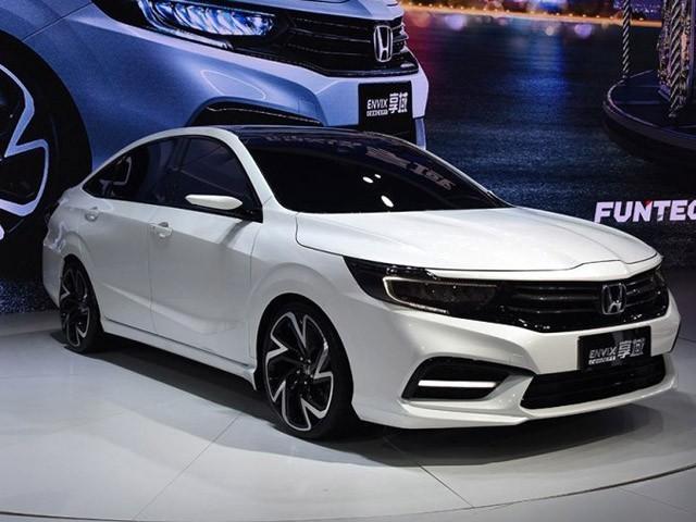 Mẫu xe 'lạ' Honda Envix 2019 từ Trung Quốc giá chỉ từ 350 triệu
