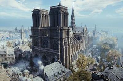 Công nghệ này sẽ giúp khôi phục lại nhà thờ Đức Bà Paris