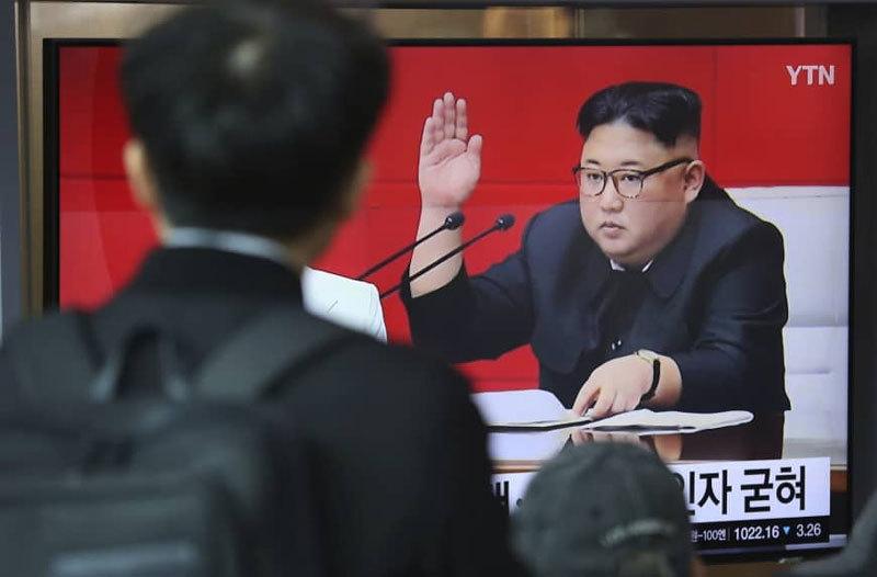 Nga,Triều Tiên,Kim Jong Un,Vladimir Putin,thượng đỉnh Nga - Triều