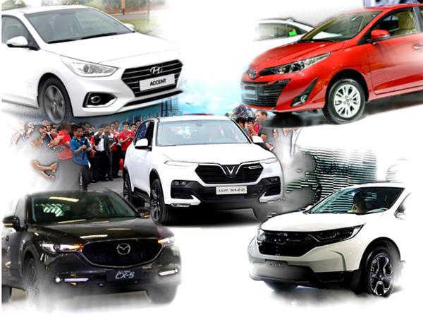 Sắp có hội chợ xe ô tô ngoài trời ở TP.HCM