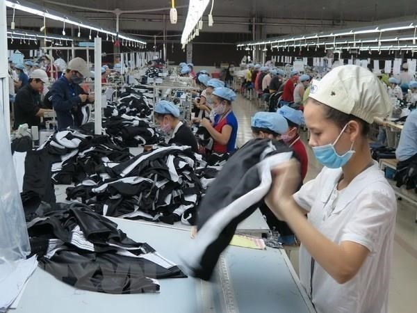 VN garment industry eyes $60 billion from exports by 2025