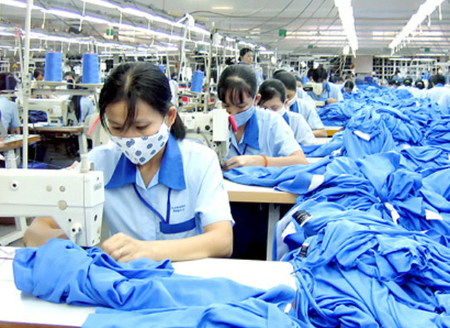 Vietnam's textile industry aims for green standards