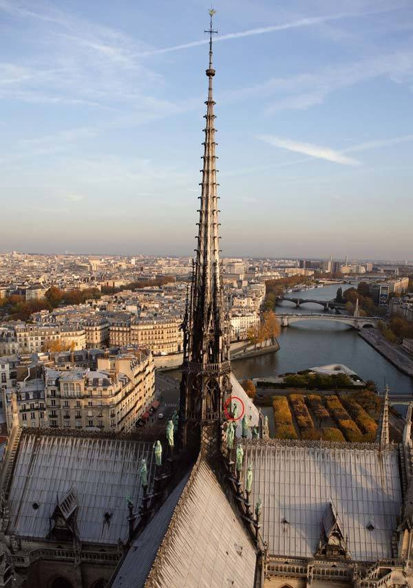 nhà thờ Đức Bà,cháy nhà thờ Đức Bà,Paris
