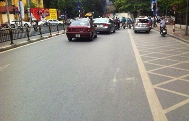vi phạm giao thông,luật giao thông