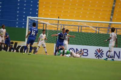 """Anh Đức châm ngòi, Bình Dương """"đánh tennis"""" ở AFC Cup"""