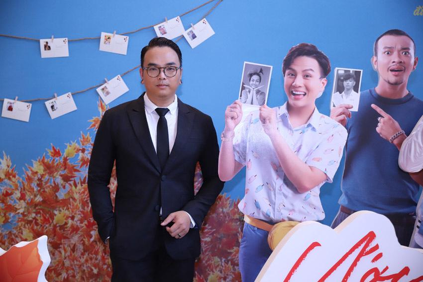 Duy Khánh, Hoàng Phi giả gái trong phim mới của Nguyễn Quang Dũng