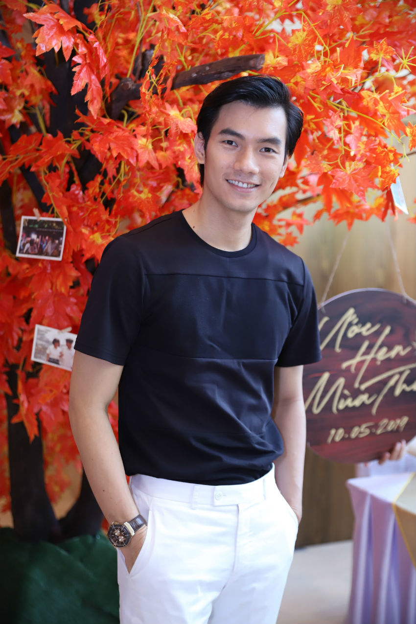 Ước hẹn mùa thu,Nguyễn Quang Dũng,Hoàng Oanh,Hoàng Phi,Kay Trần