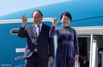 Thủ tướng đến Praha, bắt đầu thăm chính thức Cộng hòa Czech