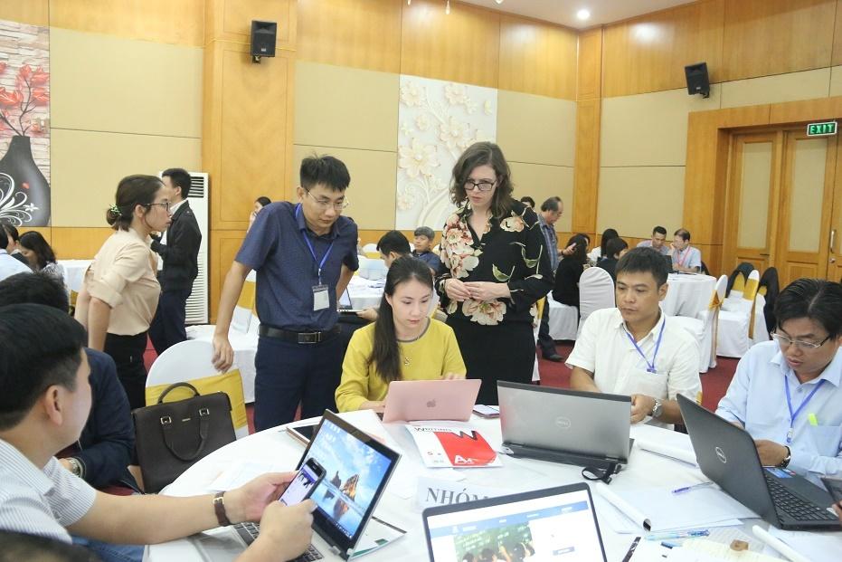 Mời thầy Úc về tập huấn giáo viên cho chương trình phổ thông mới
