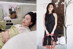 Midu lơ đãng bỏ quên túi xách cùng 120 triệu đồng ở Hàn Quốc