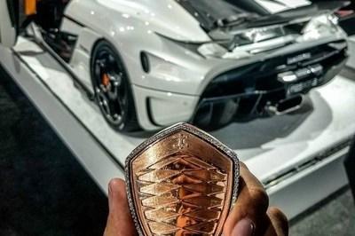 Những chiếc chìa khóa ô tô nghìn USD, đắt đỏ nhất thế giới