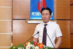 Ông Nguyễn Vũ Trường Sơn được thôi chức Tổng giám đốc PVN