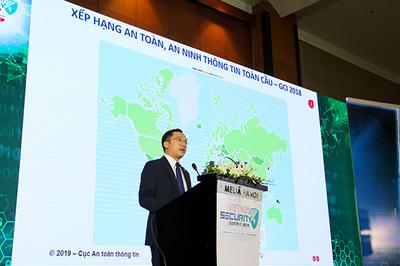 Xếp hạng ATTT Việt Nam: 17% cơ quan, tỉnh thành loại khá, 70% loại trung bình