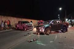 Gần 300 người chết vì tai nạn giao thông dịp Tết té nước