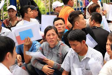Hàn Quốc thay đổi điểm nhận hồ sơ xin visa tại Hà Nội