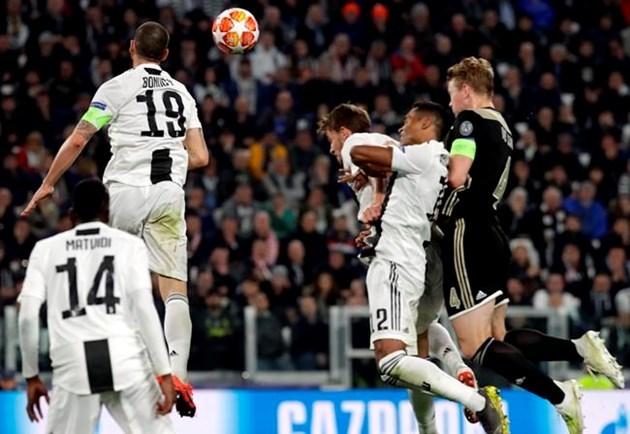 Ajax,De Ligt,Ronaldo,Juventus