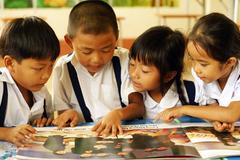 'Sự thiếu vắng khuyến đọc gây ra siêu lãng phí sự sáng tạo quốc gia'