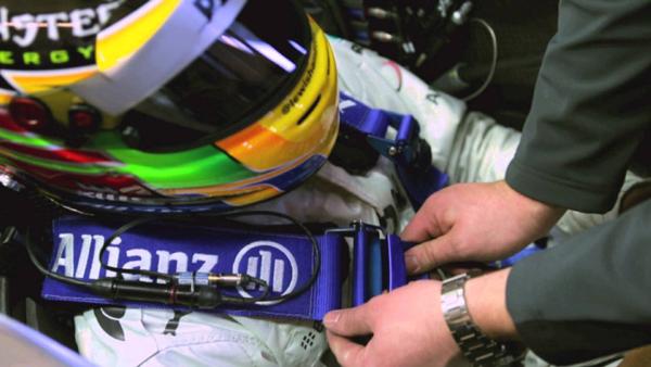 5 công nghệ giúp xe đua công thức 1 an toàn nhất