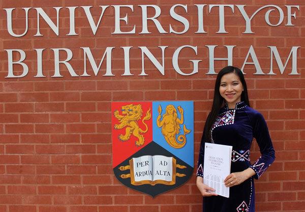 Tay woman reaches academic success