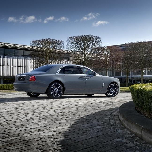 Loạt xe siêu sang Rolls-Royce mới cho tỷ phú Trung Quốc