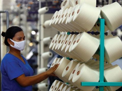 Vietnam's yarn industry experiences difficulties