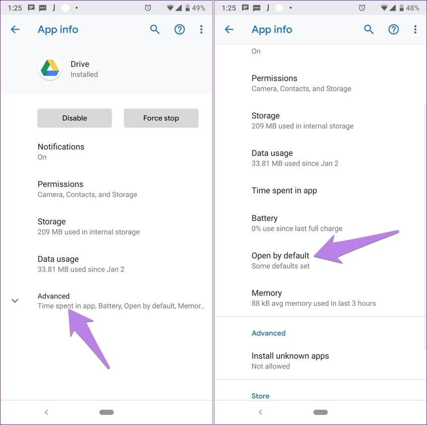 Cách thay đổi ứng dụng mở file PDF mặc định trên Android