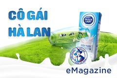 Chuẩn định vị thương hiệu của sữa tươi Cô Gái Hà Lan