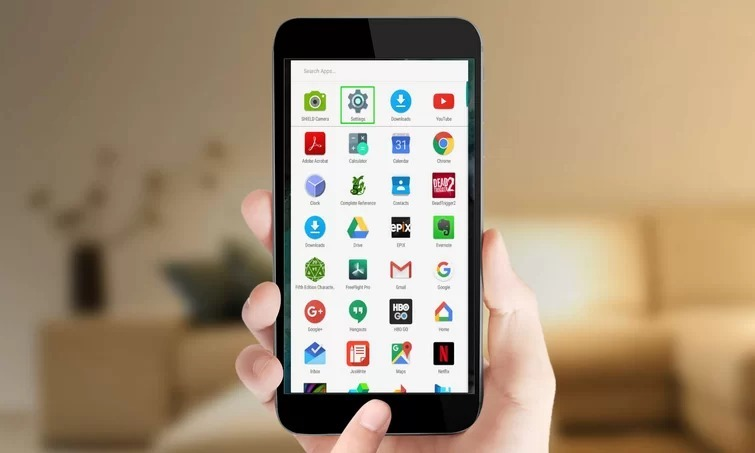 thủ thuật Android,Android,smartphone