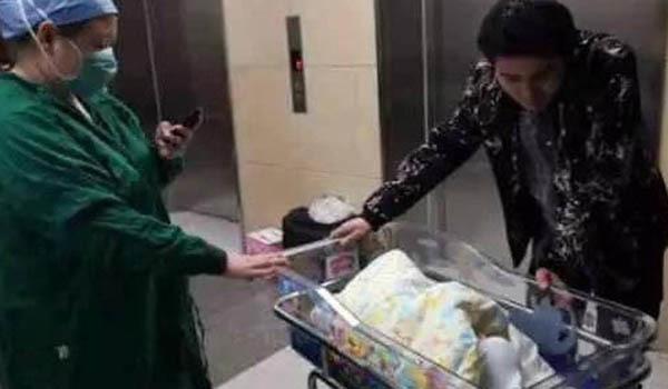 'Em bé ống nghiệm' đầu tiên của Trung Quốc đã trở thành mẹ