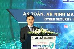 Toàn văn phát biểu của Bộ trưởng Nguyễn Mạnh Hùng tại Ngày An toàn thông tin Việt Nam 2020