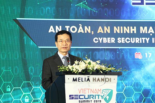 Toàn văn phát biểu của Bộ trưởng Nguyễn Mạnh Hùng tại Hội nghị An toàn, an ninh KGM