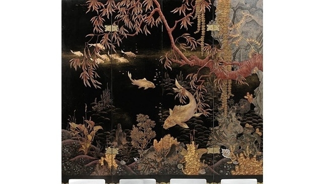 Vietnamese paintings' attractiveness abroad