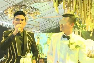 Choáng với đám cưới ở quê mời cả Đan Trường về hát