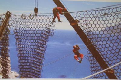 Giải pháp chống sạt lở, lũ quét tại Việt Nam có độ bền 50 năm