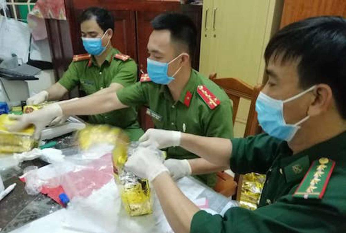 Gần 1 tấn ma túy đá ở Nghệ An: Lộ diện kẻ cầm đầu người nước ngoài