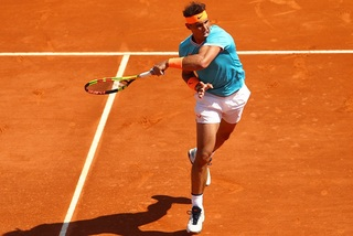 """Vua đất nện"" Nadal ra quân thuận lợi tại Monte Carlo 2019"