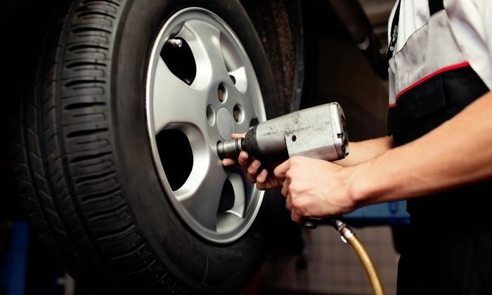 Vì sao cần phải đảo lốp ô tô?