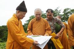 Sắp có ngôi chùa tại Đảo Trần