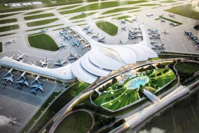 ACV backs private sector involvement in entire airport projects