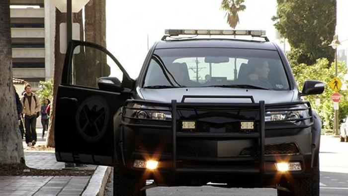 Rao bán chiếc SUV của các 'siêu anh hùng' Marve giá 1,7 tỷ đồng