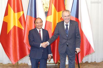 Czech ủng hộ việc ký Hiệp định Thương mại tự do Việt Nam-EU